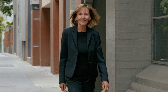 Sue Carr's Brilliant Career Honoured