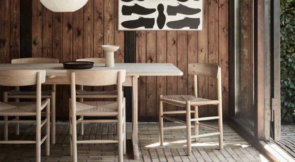 A Match Made In Heaven… Cult Design Welcomes Fredericia
