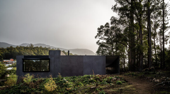 This Home in Hobart is Shelter, Sanctuary and Spectacle All at Once