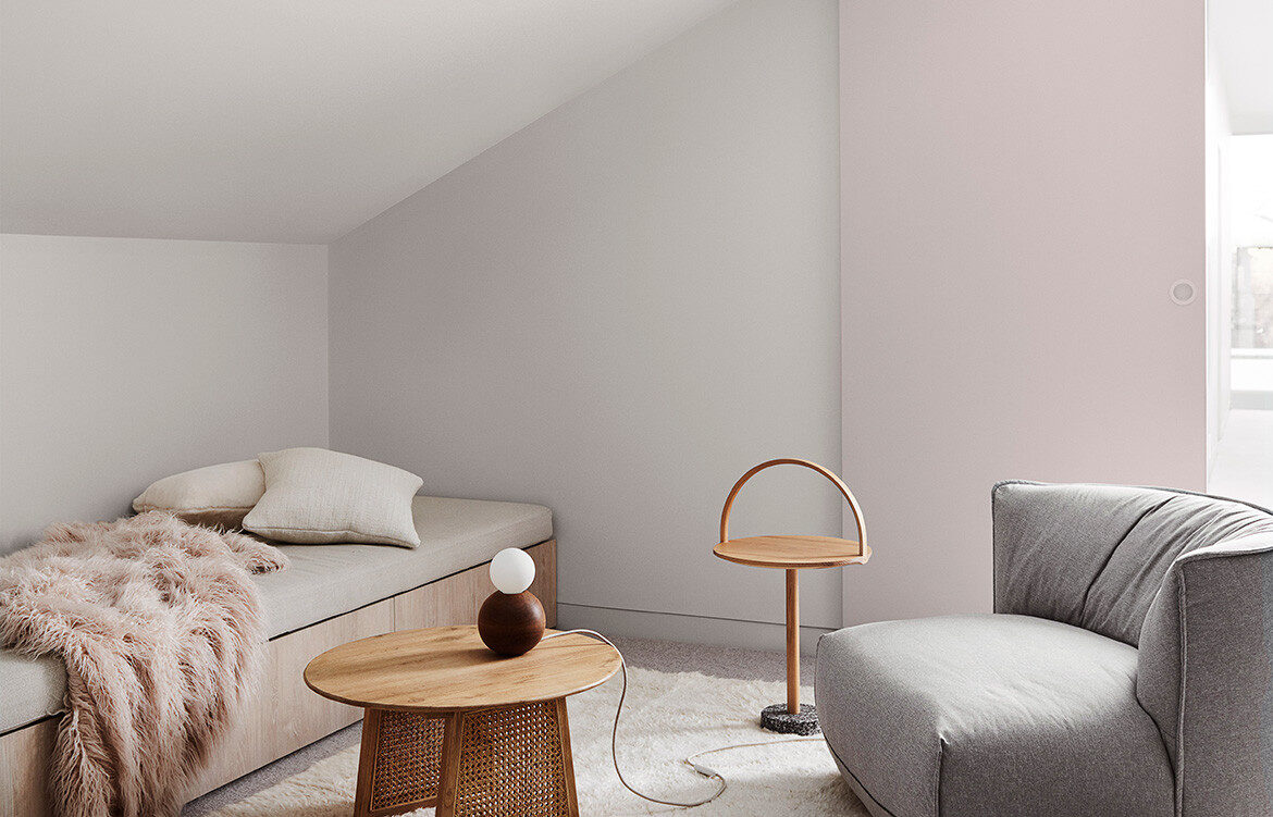 Grounded Colour Palette from Dulux 2020 Colour Forecast