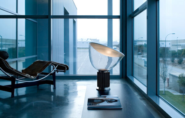 Taccia table lamp from Euroluce