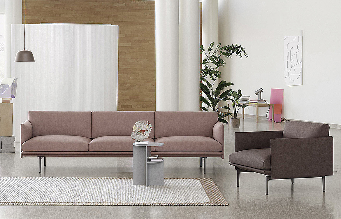 Exclusive Muuto Outline Sofa Series 1