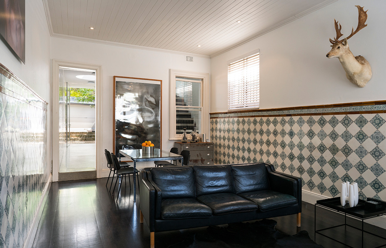 Hastings Van Nunen Ian Moore Architects CC Daniel Mayne living
