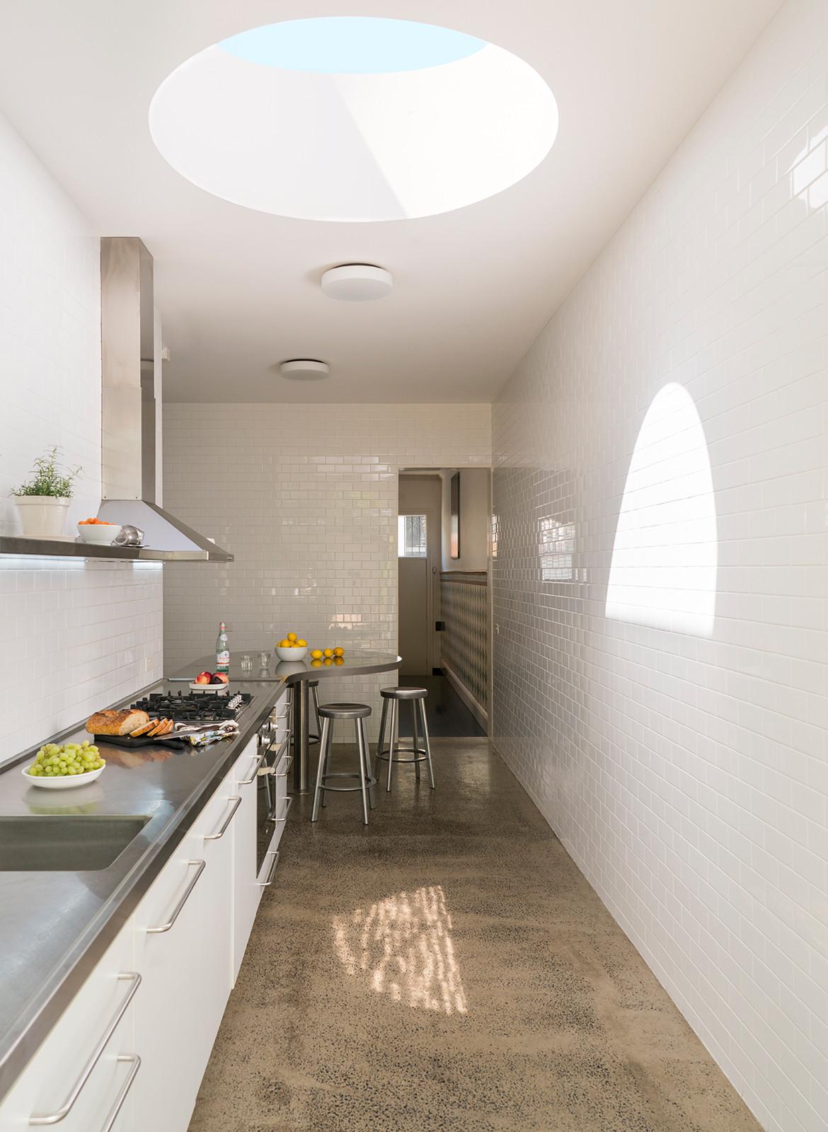 Hastings Van Nunen Ian Moore Architects CC Daniel Mayne kitchen