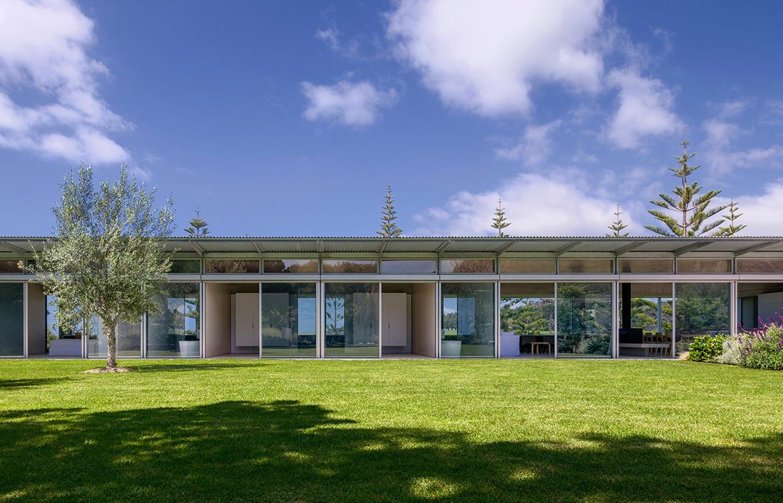 Haxstead Garden House Tobias Partners NSW open