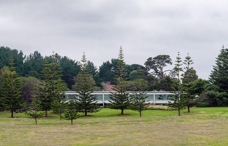 Haxstead Garden House Tobias Partners NSW exterior