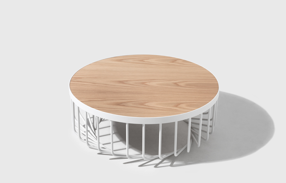 David Moreland Helix Table | Habitus Living