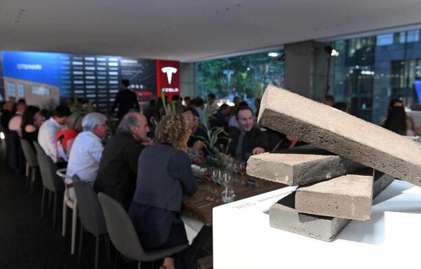 PGH Bricks Tesla Launch Event Party