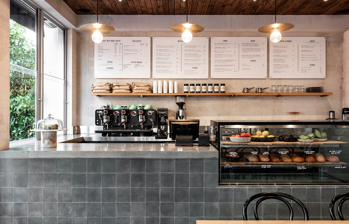 High St Society Cafe Ricci Bloch | Habitus Living