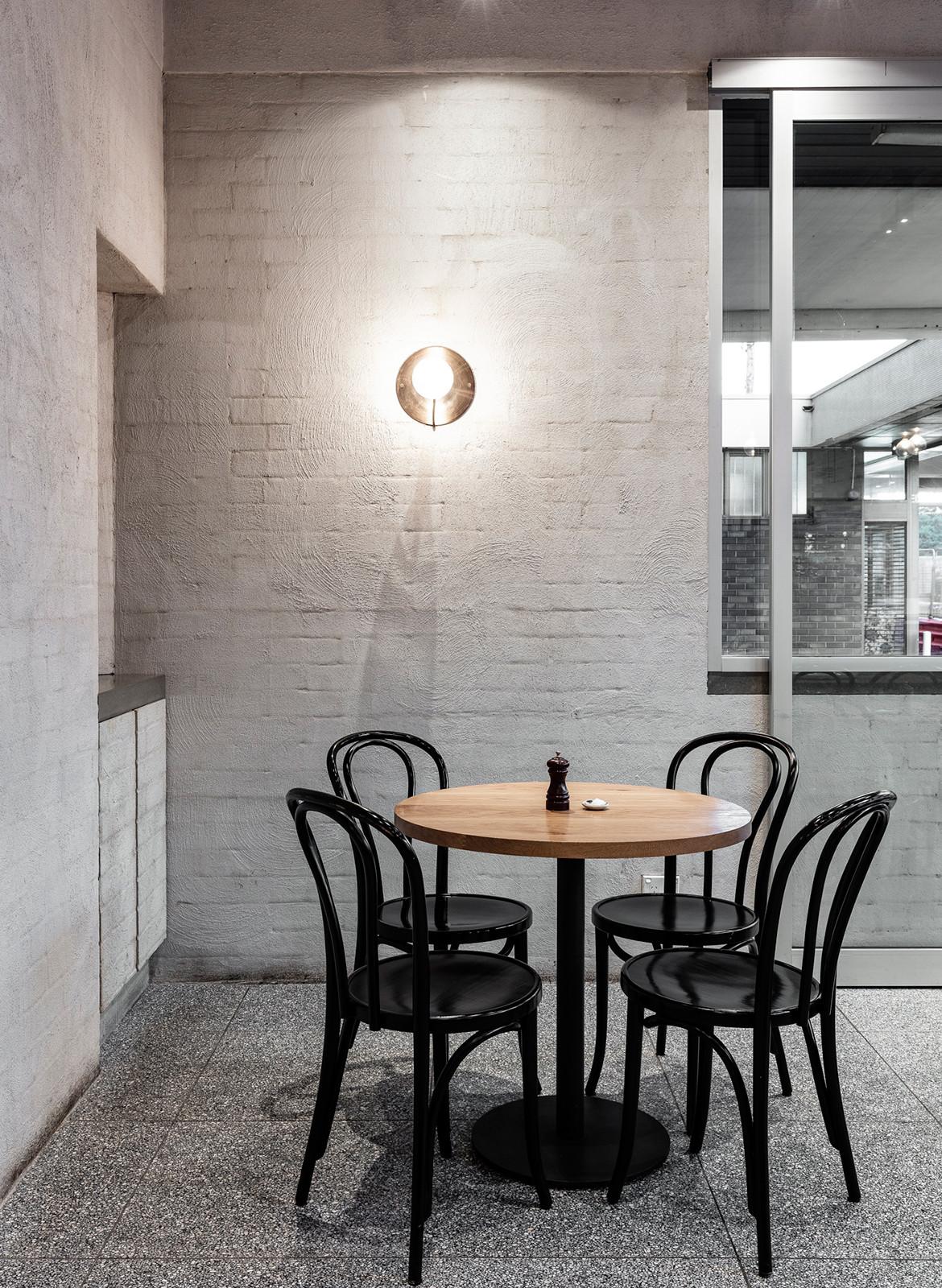 High St Society Cafe Ricci Bloch | Habitus Living