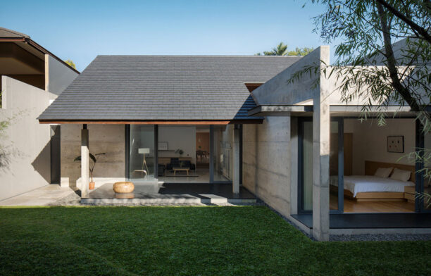 Hikari House Pranala Architects cc Mario Wibowo indoor outdoor