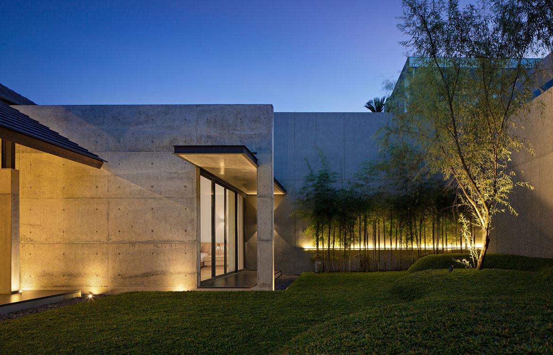 Hikari House Pranala Architects cc Mario Wibowo precast concrete