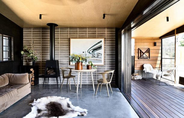 Hills Plains Cottage Australian Architecture | Habitus Living