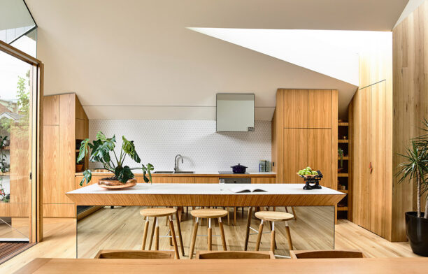 His & Hers House FMD Architects CC Derek Swalwell kitchen