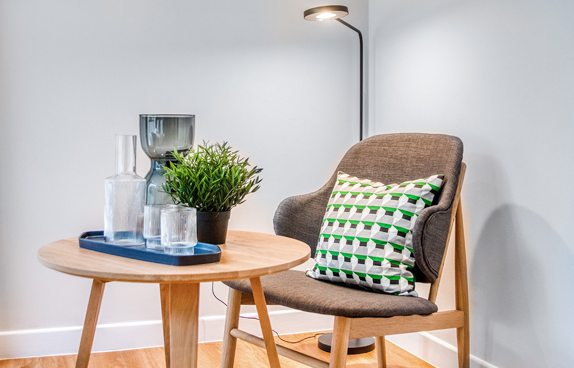 Co-living in Singapore at Hmlet, Cantonment