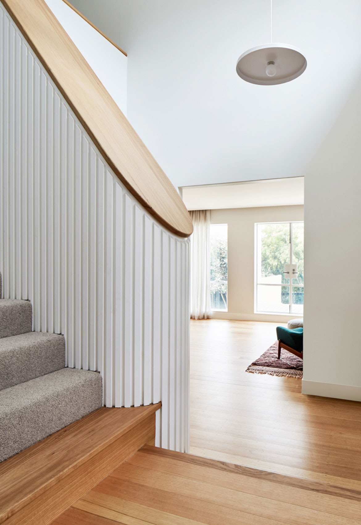 Holroyd Court Foomann Architects cc Willem Dirk du Toit staircase