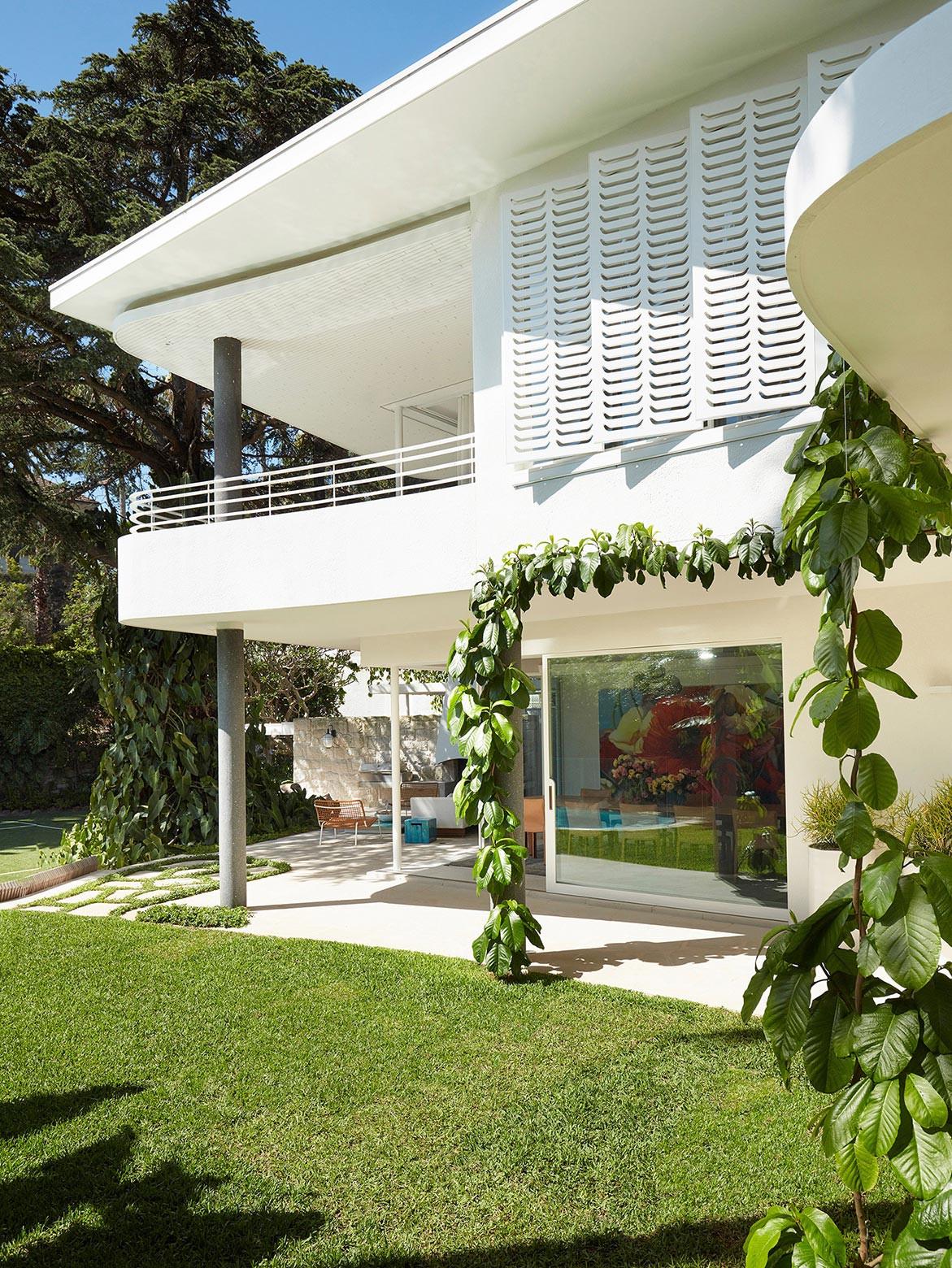 Homage to Oscar Luigi Rosselli Architects cc Prue Ruscoe | landscape