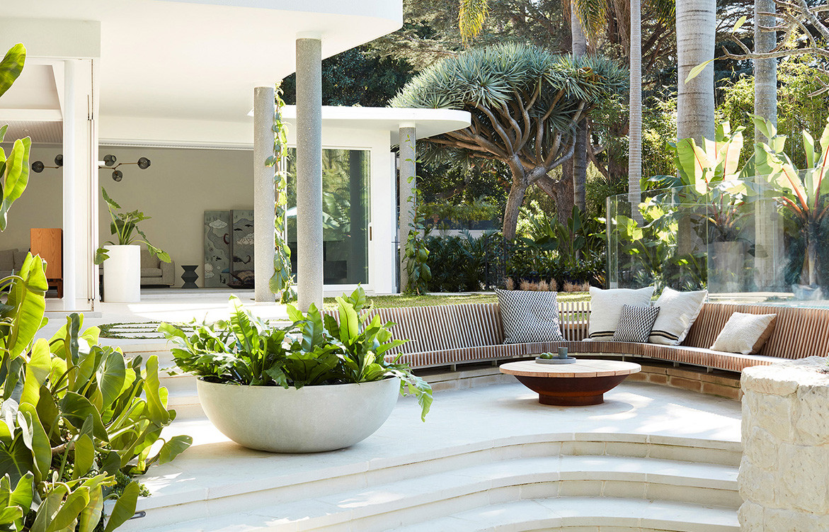 Homage to Oscar Luigi Rosselli Architects cc Prue Ruscoe | outdoor living