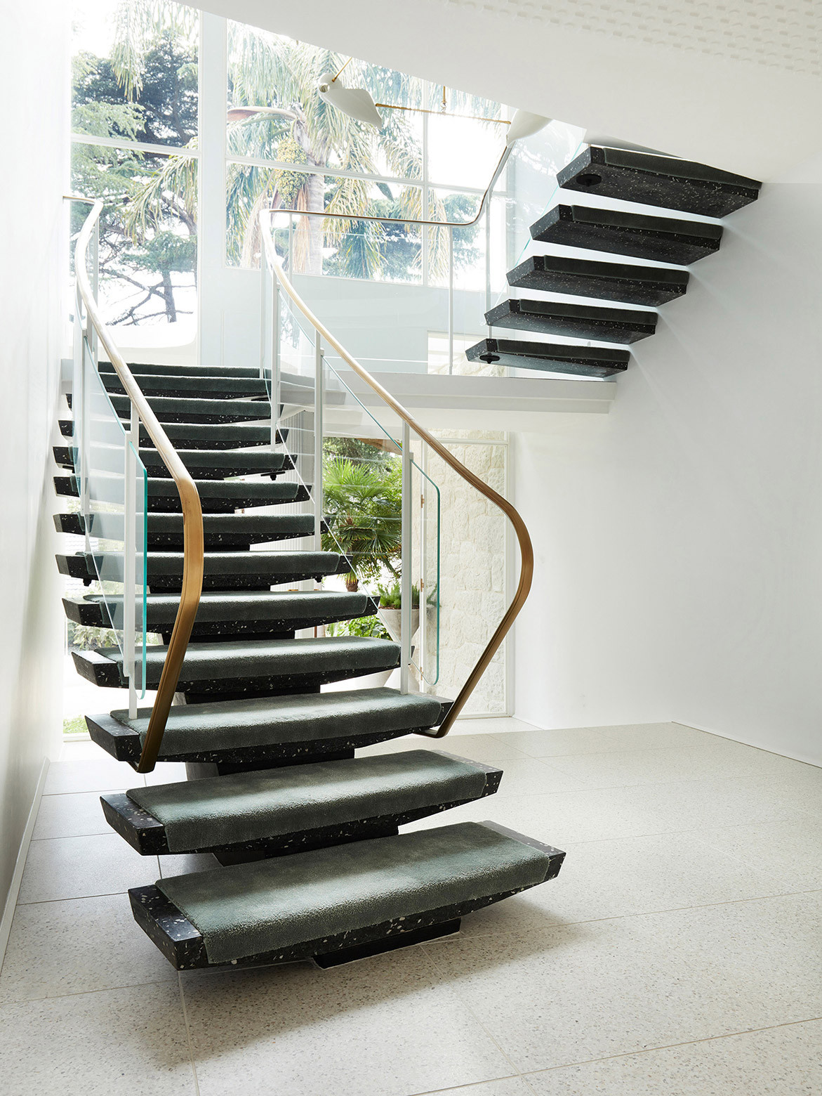 Homage to Oscar Luigi Rosselli Architects cc Prue Ruscoe | staircase