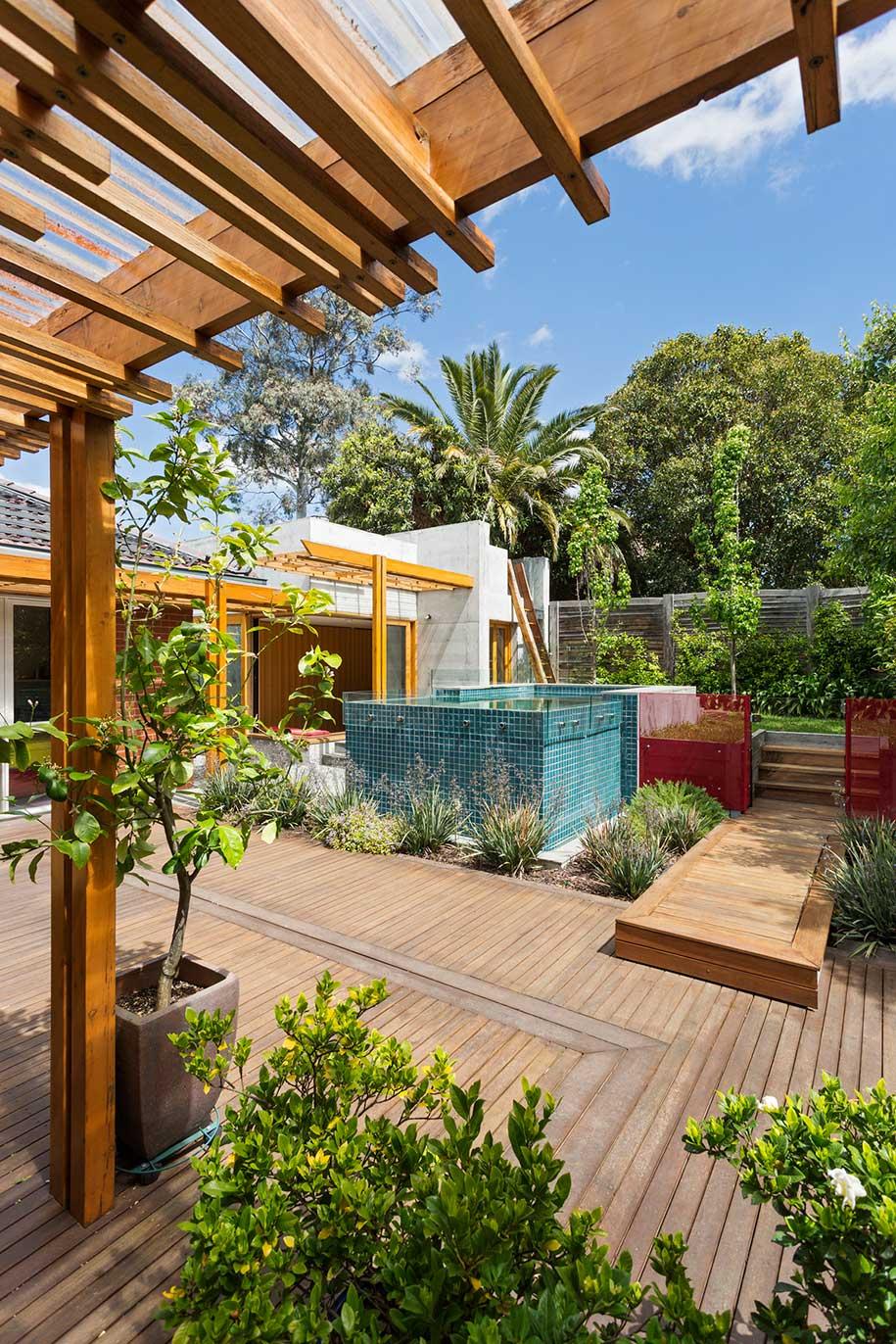 Home Office Ande Bunbury pool