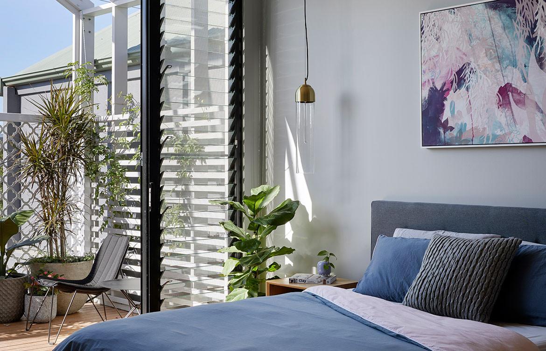 House 184 Blank Canvas Architects CC Tatjana Plitt Bedroom