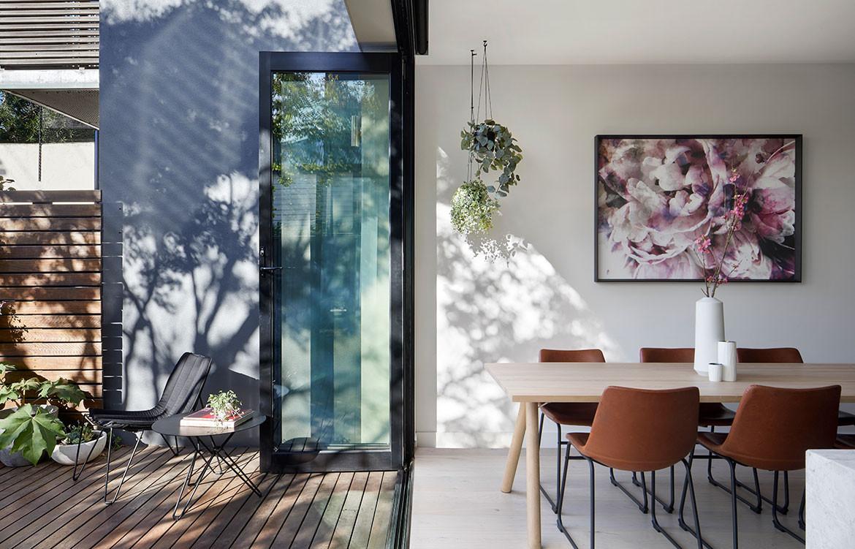 House 184 Blank Canvas Architects CC Tatjana Plitt Indoor Outdoor