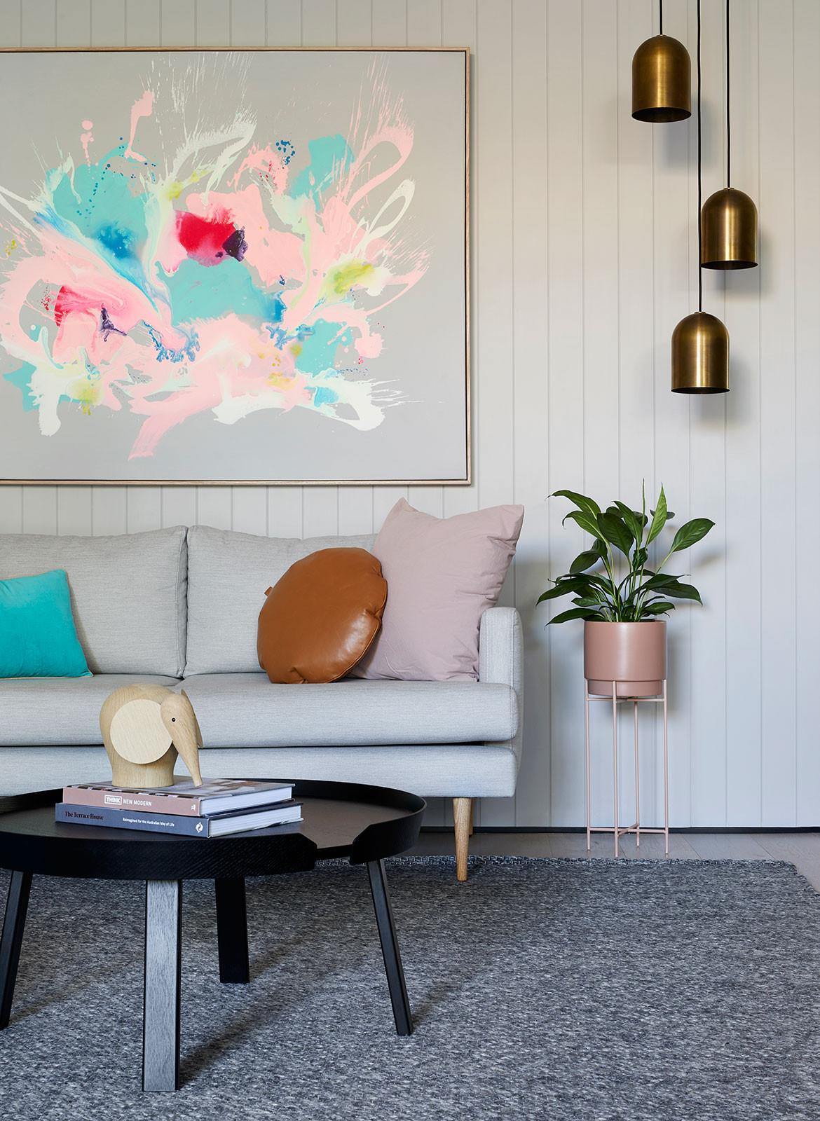 House 184 Blank Canvas Architects CC Tatjana Plitt Living Space