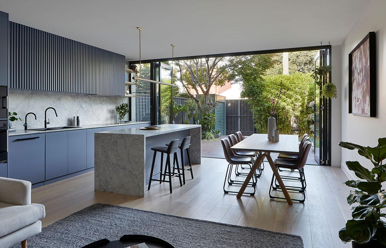 House 184 Blank Canvas Architects CC Tatjana Plitt Open Plan