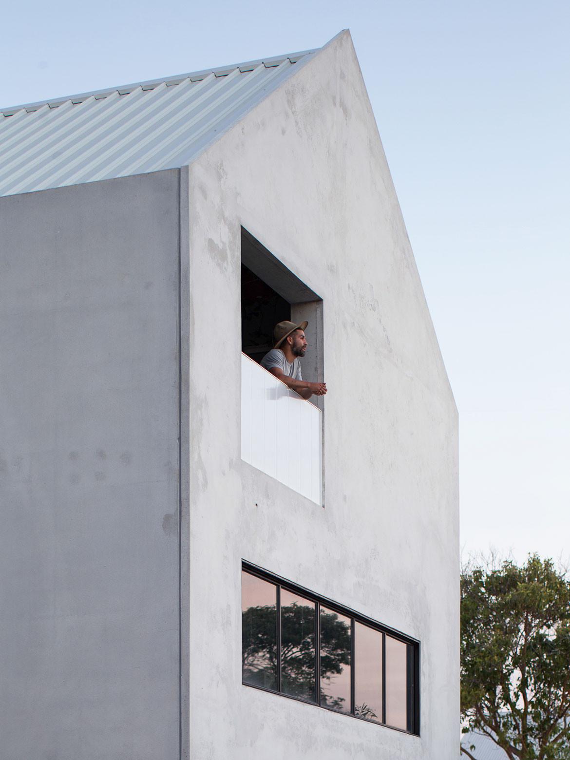 House A Whispering Smith cc Benjamin Hosking concrete