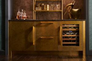Sub-Zero Undercounter Wine Storage ICBDEU2450W