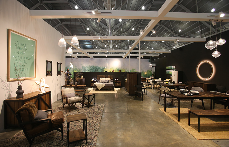 Internation Furniture Fair Singapore 2018