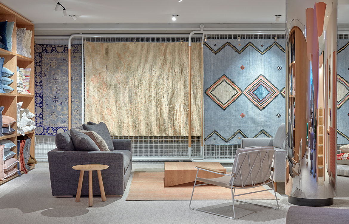 IF Architecture Jardan Sydney Flagship