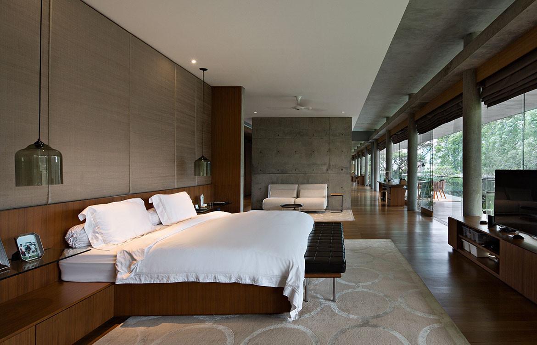 IH Residence Andra Matin CC Mario Wibowo bedroom