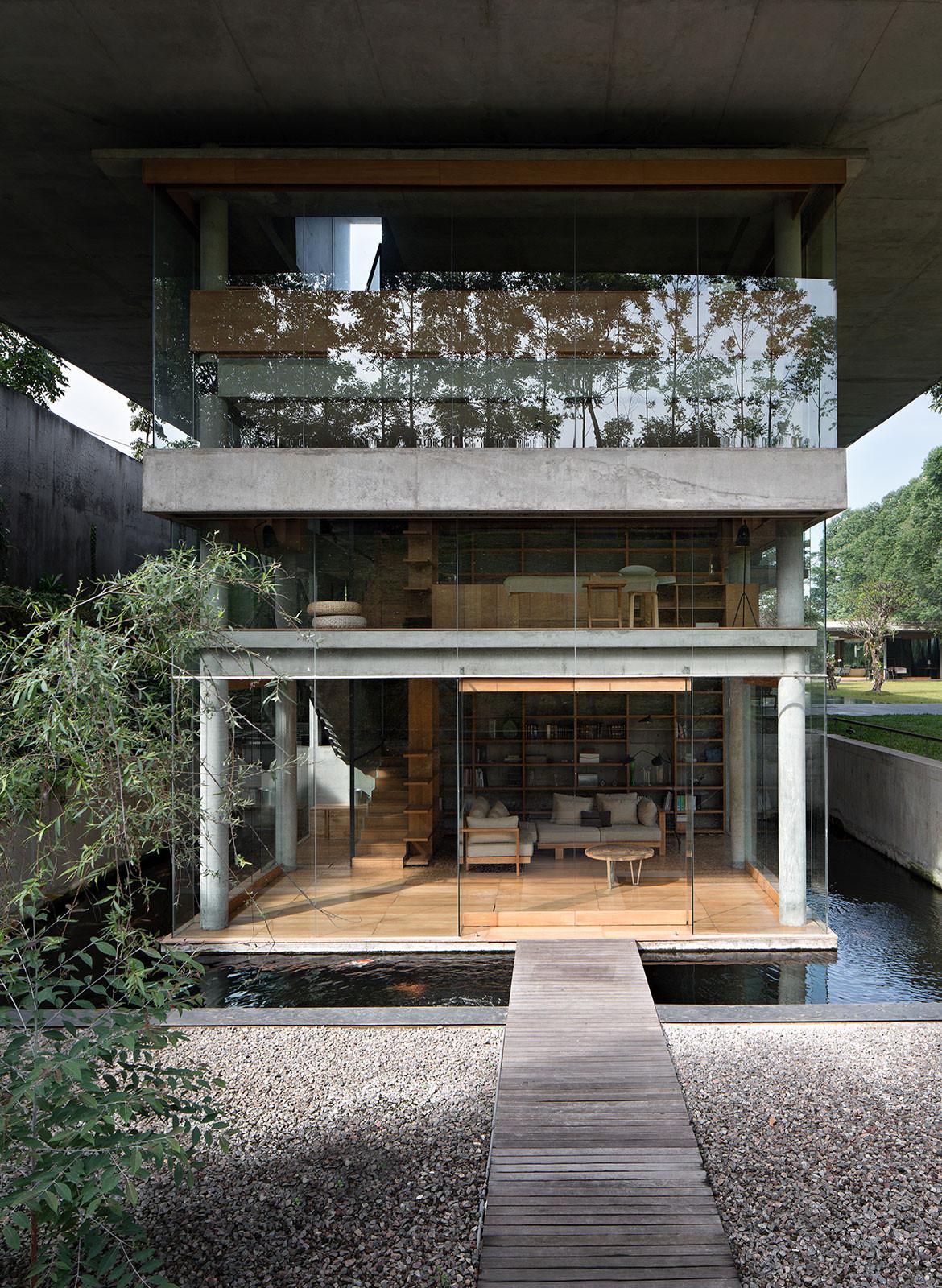IH Residence Andra Matin CC Mario Wibowo elevation