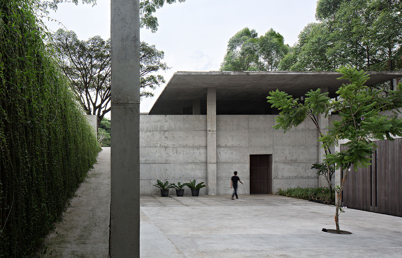 IH Residence Andra Matin CC Mario Wibowo entrance