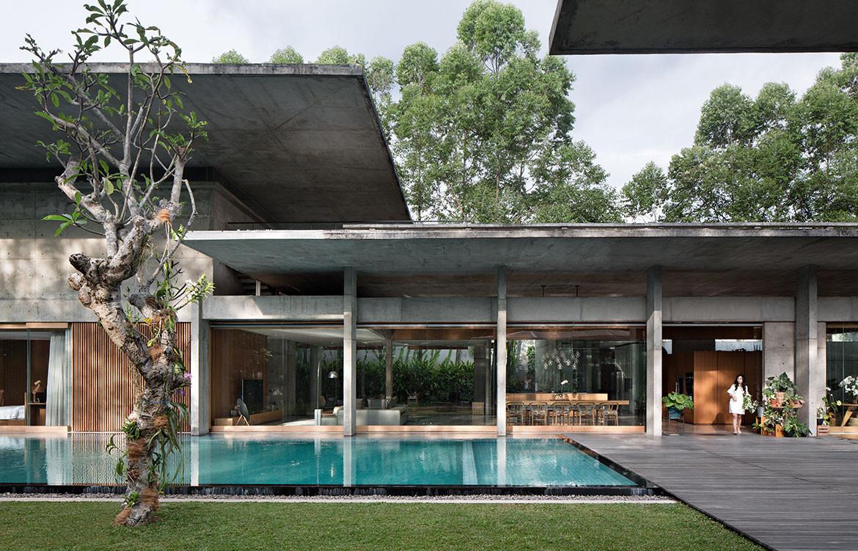 IH Residence Andra Matin CC Mario Wibowo pool