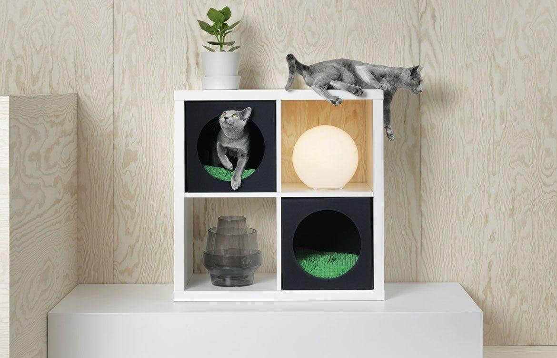 IKEA LURVIG cats
