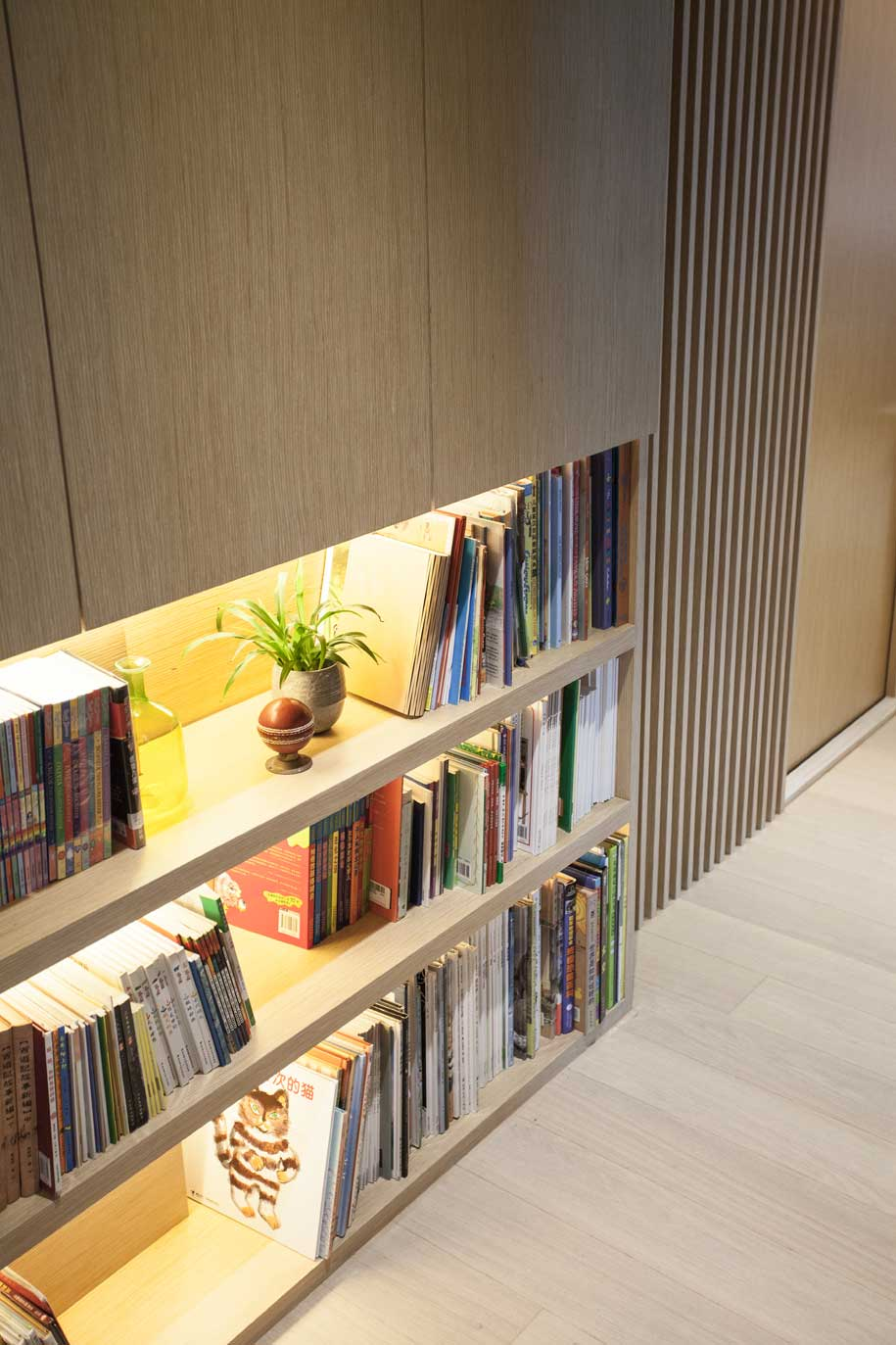 Wall Design Studio's Library House | Habitus Living