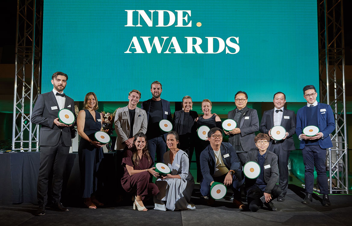 INDE.Awards 2019 Gala | Habitus Living