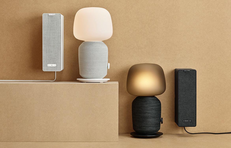Ikea Sonos Symfonisk Speakers   Habitus Living