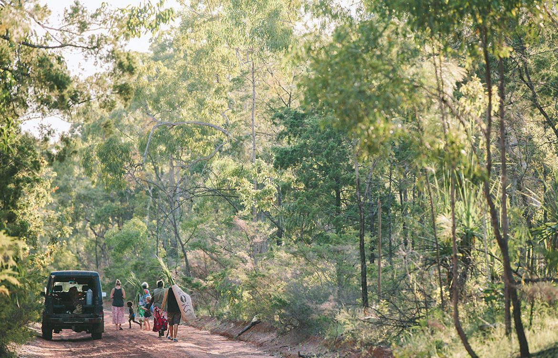 Indigenous Collaborations Koskela Elcho Island Arts landscape