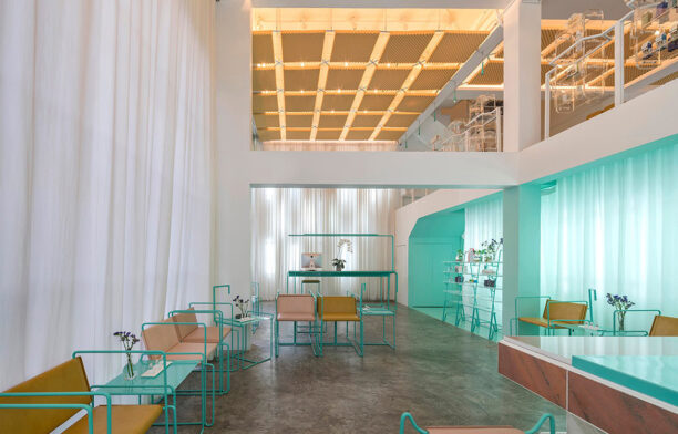 Infinity Spa by Space Popular Thailand | Habitus Living