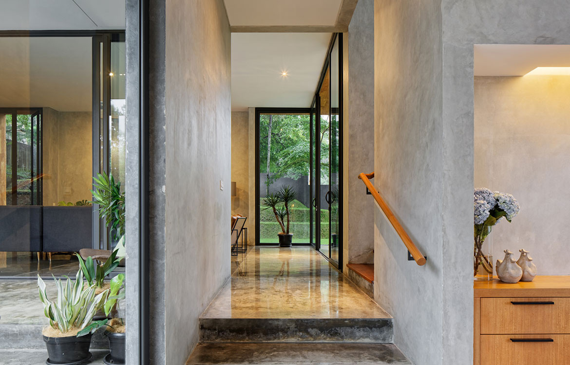 Inside Out House Tamara Wibowo Architects cc Fernando Gomulya interior