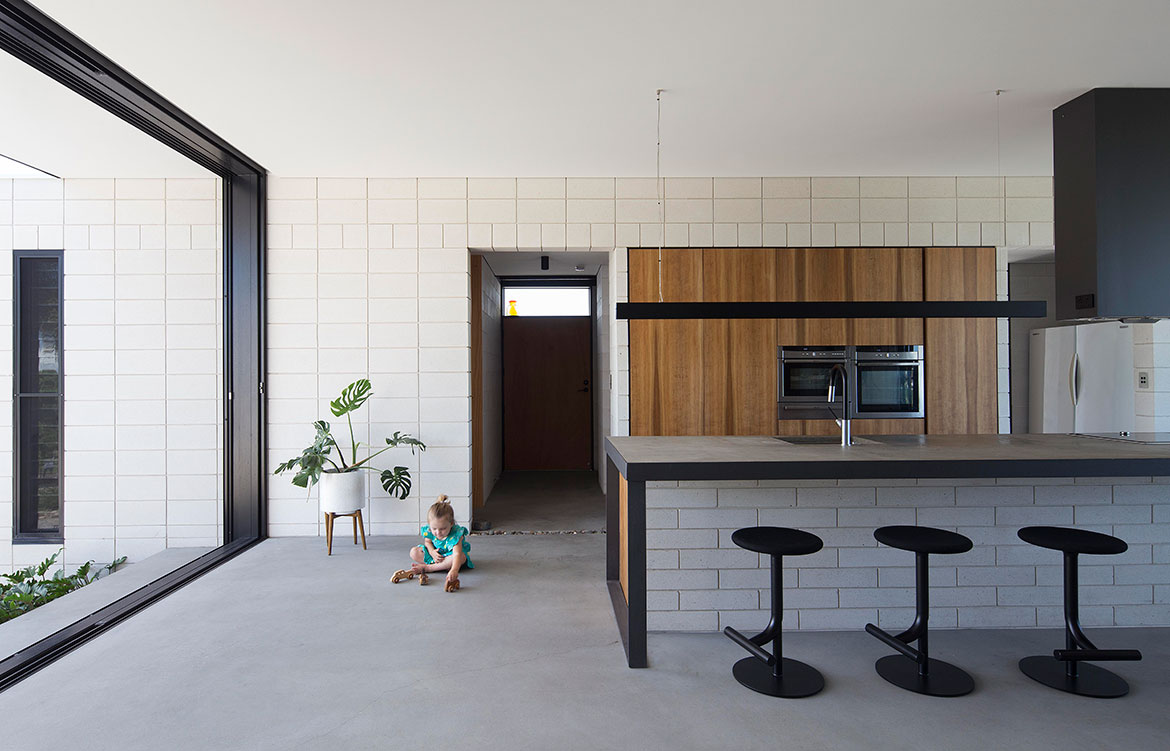 Inverdon House Chloe Naughton kitchen