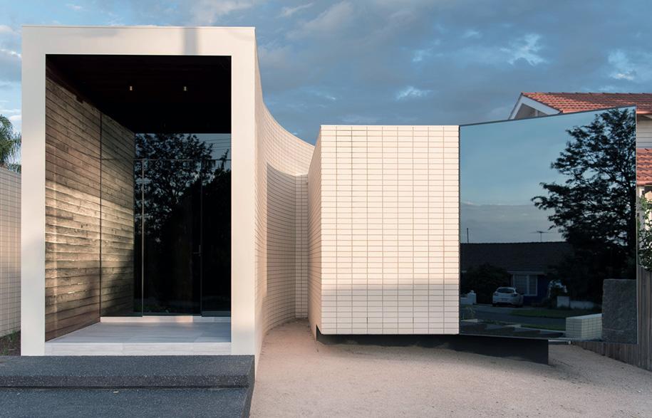 KAVELLARIS URBAN DESIGN Ivanhoe House front