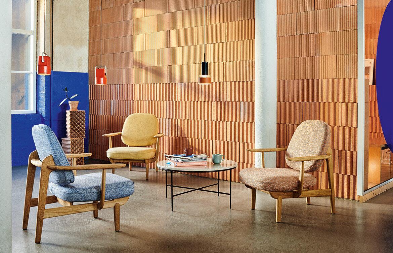 Solid Wood Comeback Milan Fritz Hansen