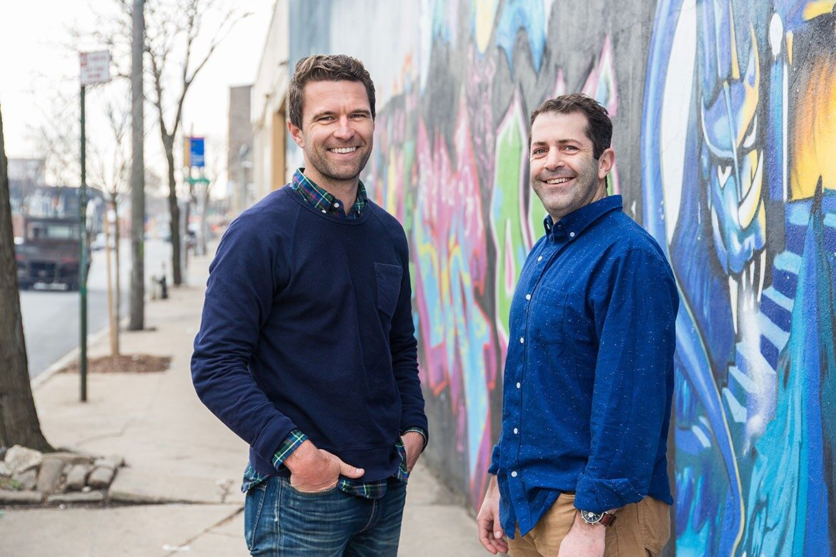 Joey Zwillinger Tim Brown Allbirds founders