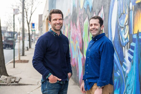 Joey Zwillinger Tim Brown Allbirds founders
