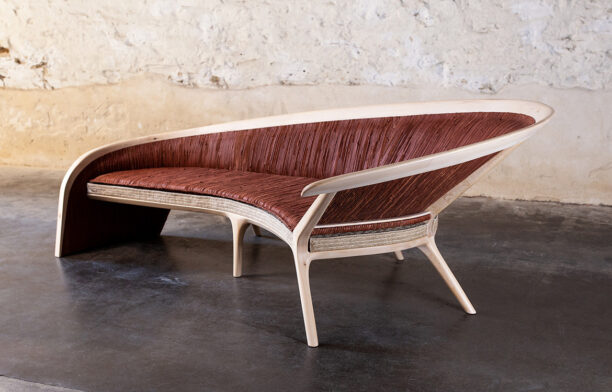 In collaboration with Broached Commissions, celebrated Australian designer–maker Jon Goulder has crafted a collection of limited-edition furniture.