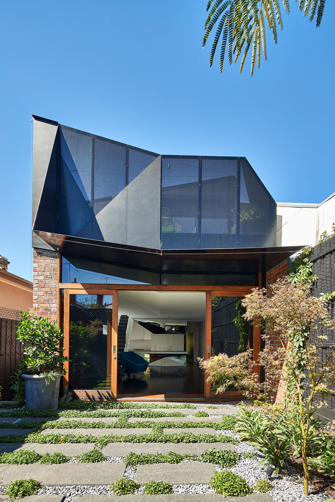 K2 House FMD Architects Fiona Dunin cc Peter Bennetts exterior